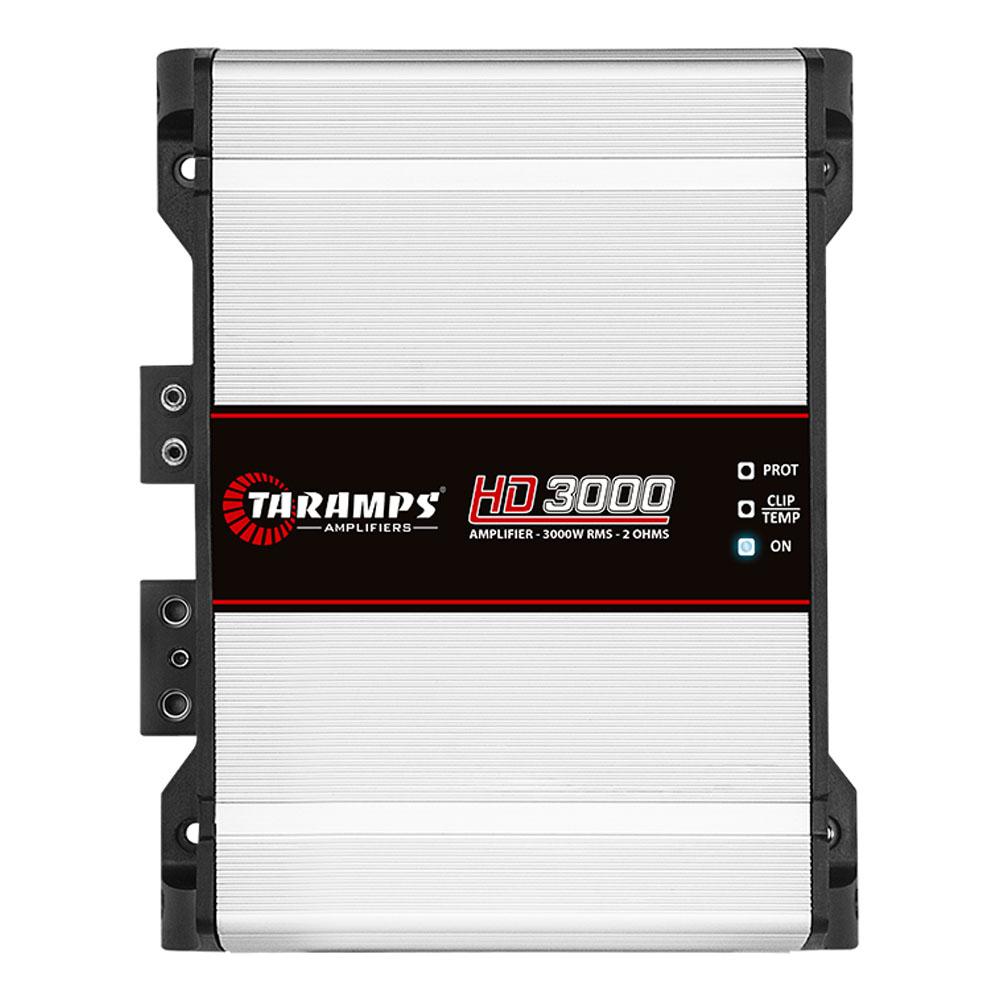 Módulo Amplificador Taramps Hd3000 3000Wrms 1 Canal