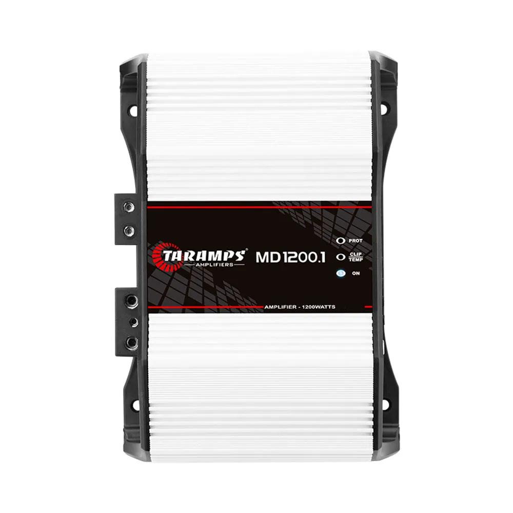 Módulo Amplificador Taramps Md1200.1 1200Wrms 1, 2 OU 4 Ohms