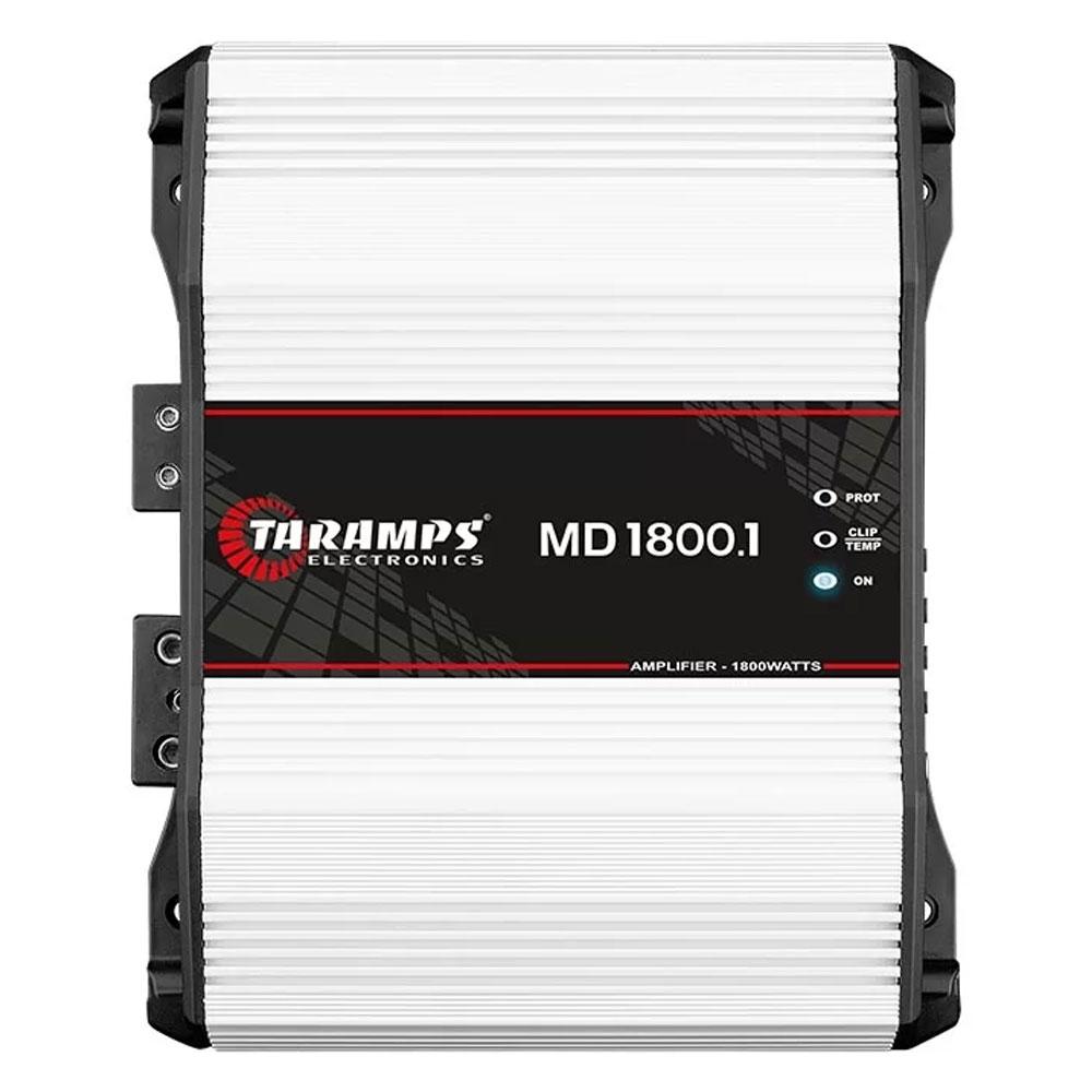 Módulo Amplificador Automotivo Taramps MD1800.1 4 Ohms