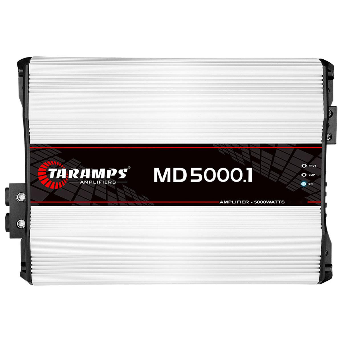 Modulo Amplificador Taramps Md5000 5000wrms 1 ou 2Ohms