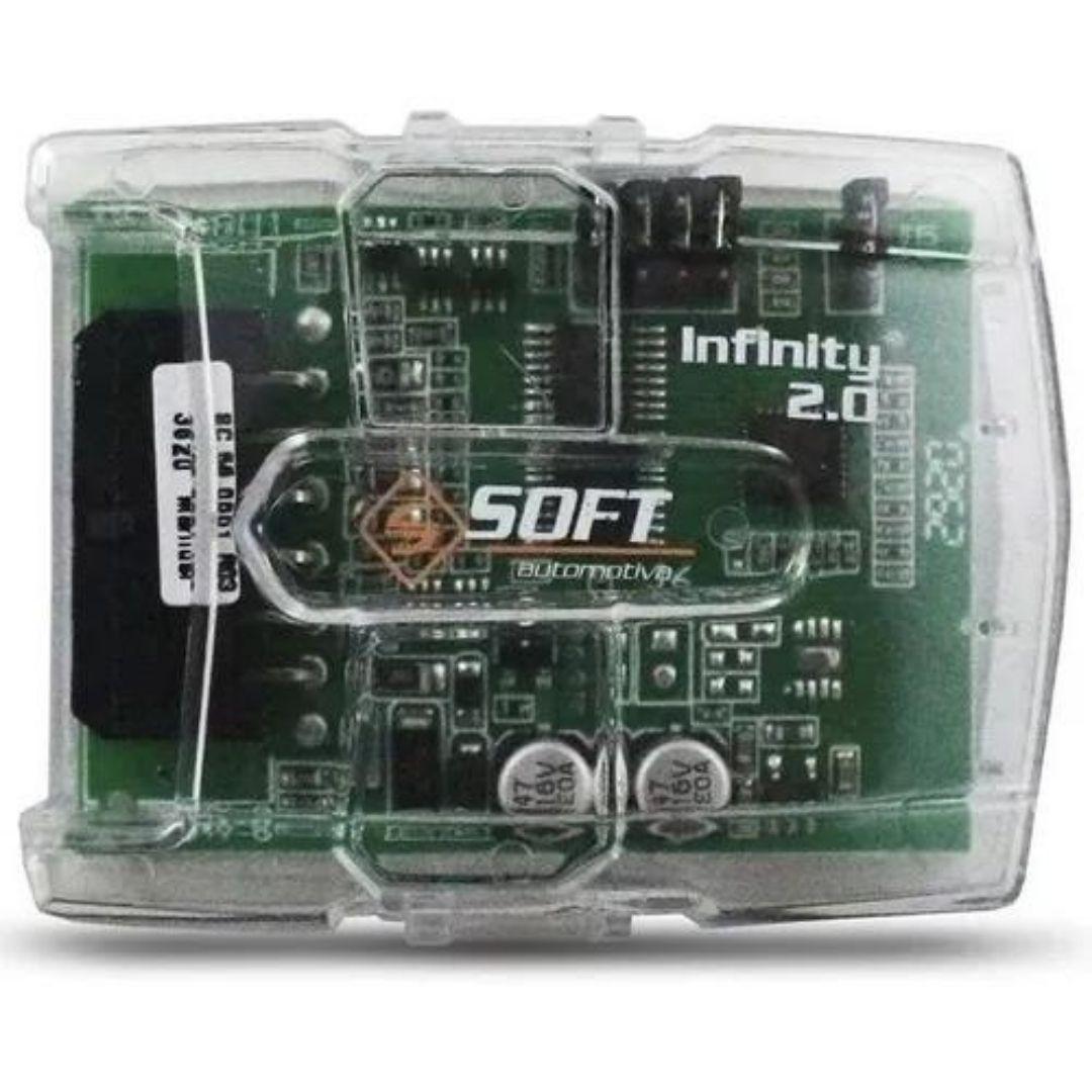 Módulo de Vidro Elétrico Infinity 2.0 Soft