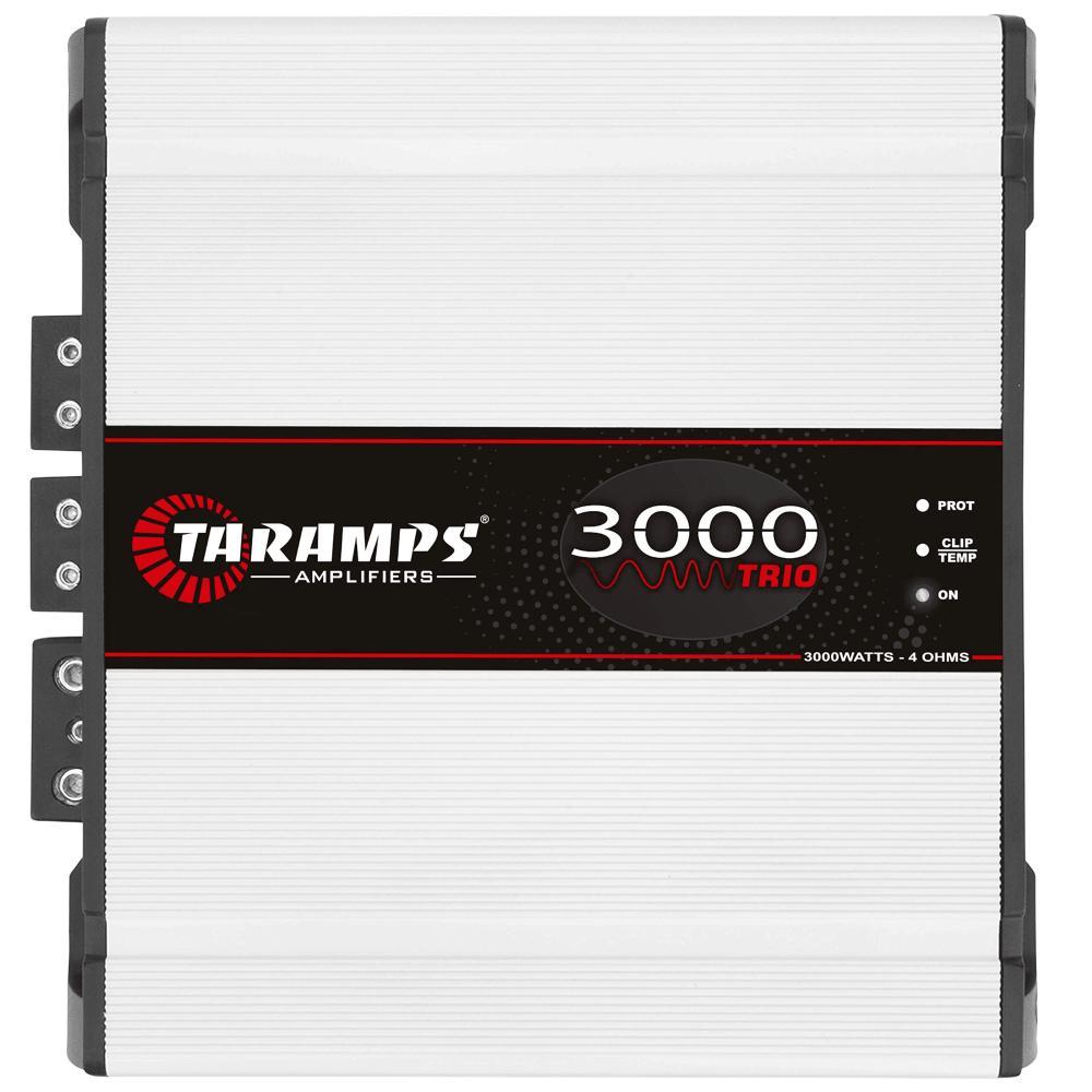 Módulo Taramps 3000 Trio 3000 Wrms 1 Canal 2 ou 4 Ohms