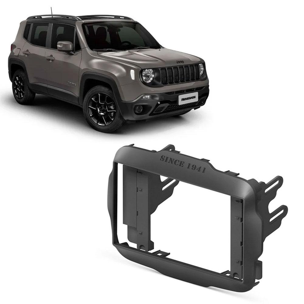 Moldura de tela 8' Padrão Pioneer para Jeep Renegade