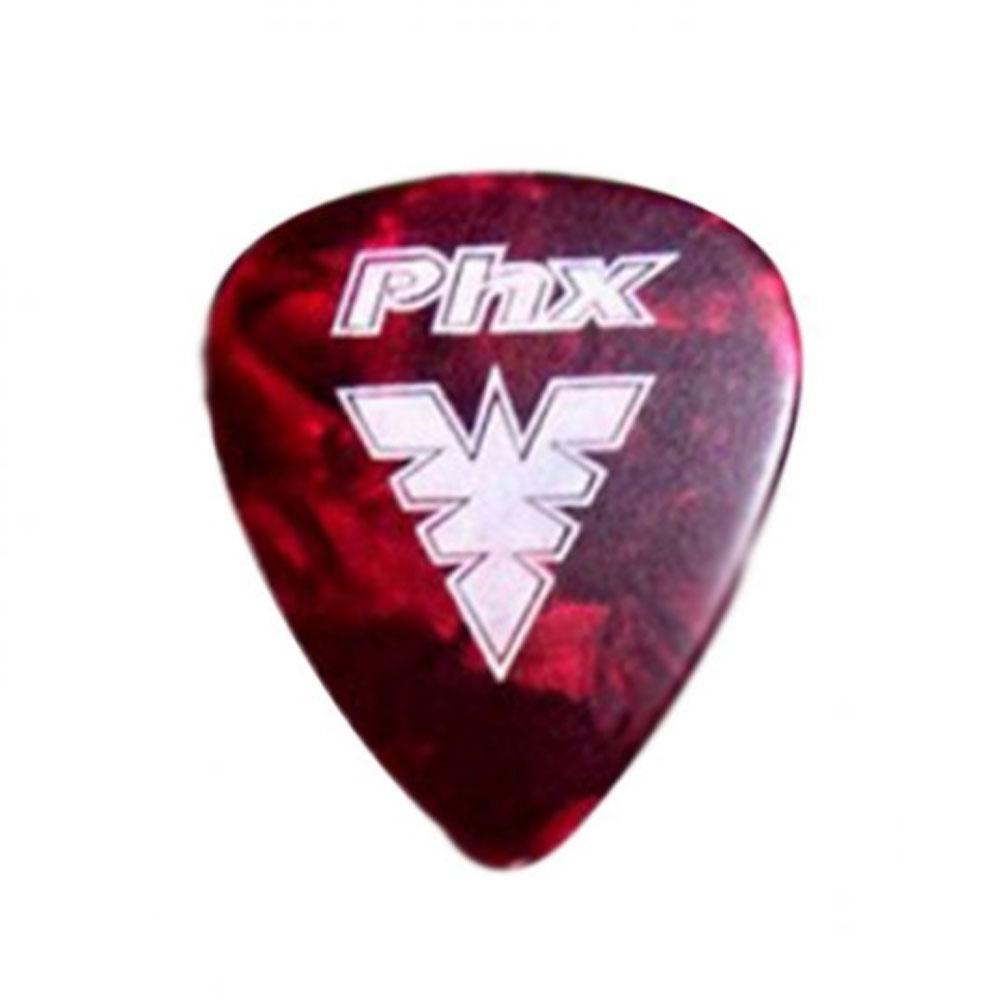Palheta PHX Shell Média para Guitarra e Violão