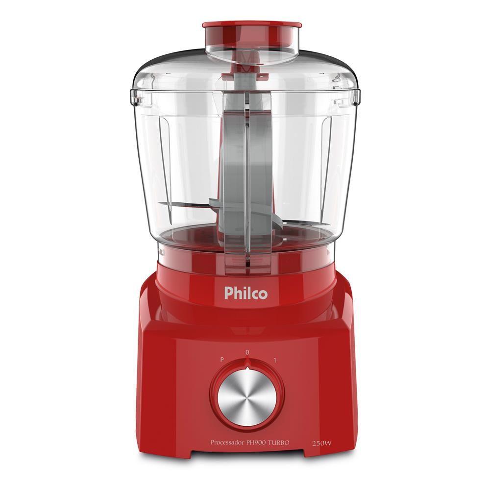 Processador de Alimentos Philco PH900 Turbo 250W