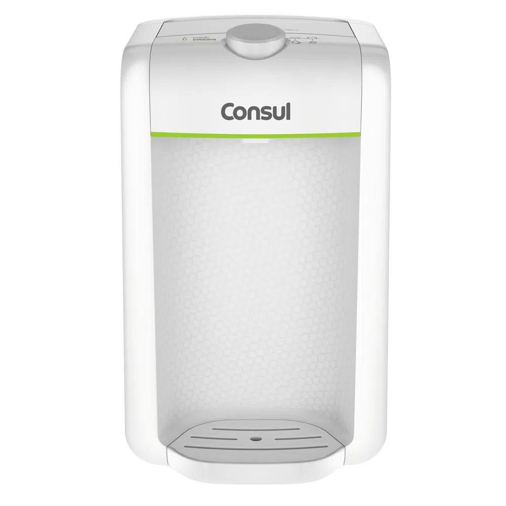 Purificador de Água Consul CPC31AB - Branco - Compacto e Perfeito para Pequenos Espaços