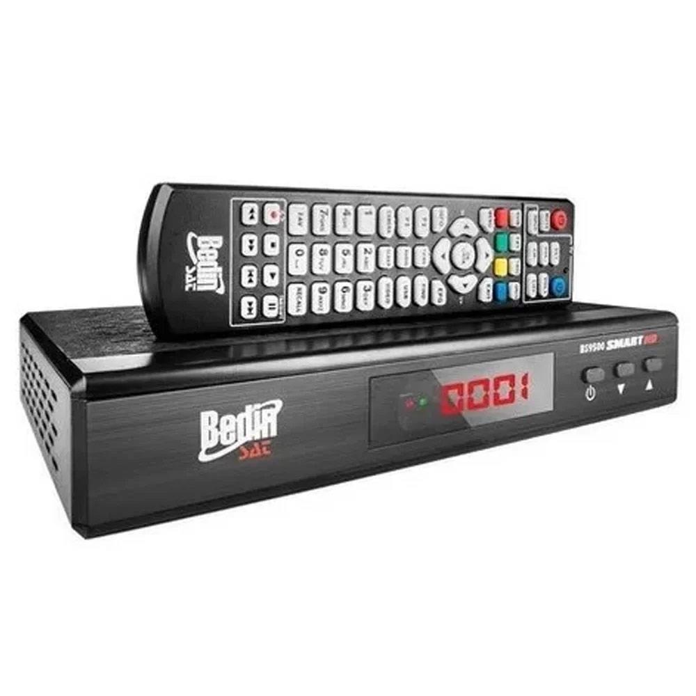 Receptor Analógico Digital SmartHD BS9500 BedinSat