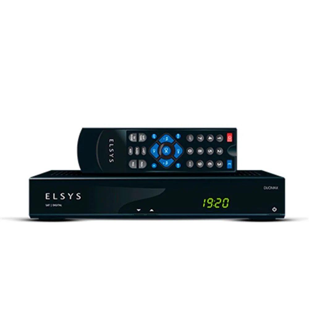 Receptor Digital e Analógico Elsys Duomax ETRS49
