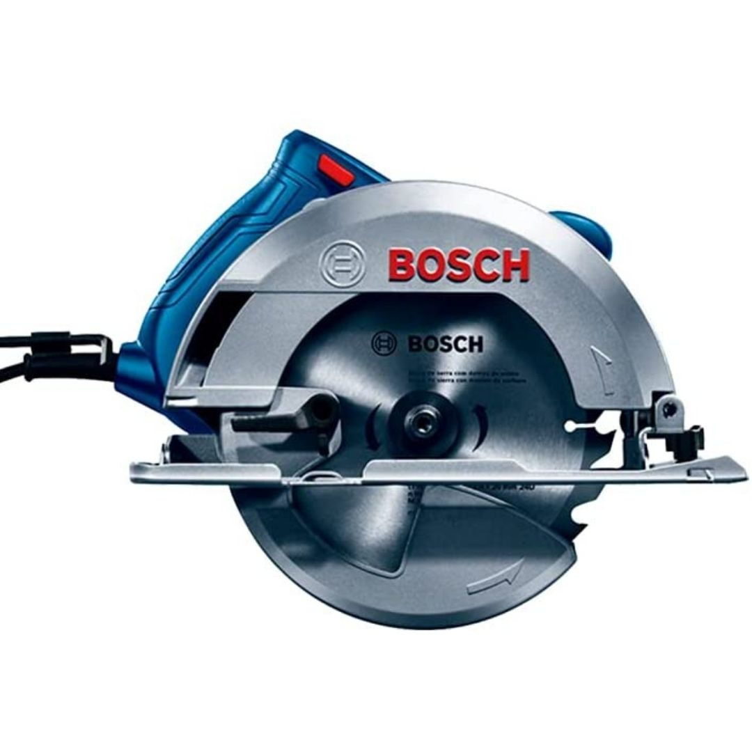 Serra Circular Manual Bosch GKS-150 1500w Com Disco - 127V
