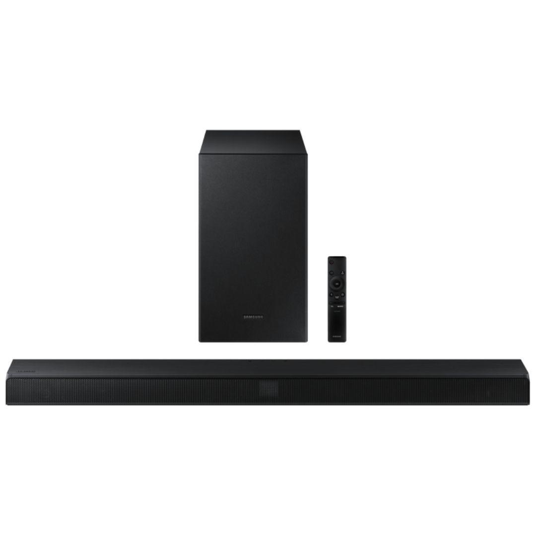 Soundbar Samsung Sem Fio HW-T555 2.1 Canais 320W Bluetooth Bivolt