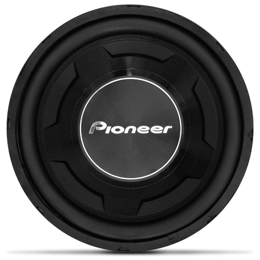 Subwoofer Pioneer 12'' TSW3090br 600Wrms Bobina Dupla 4 Ohms