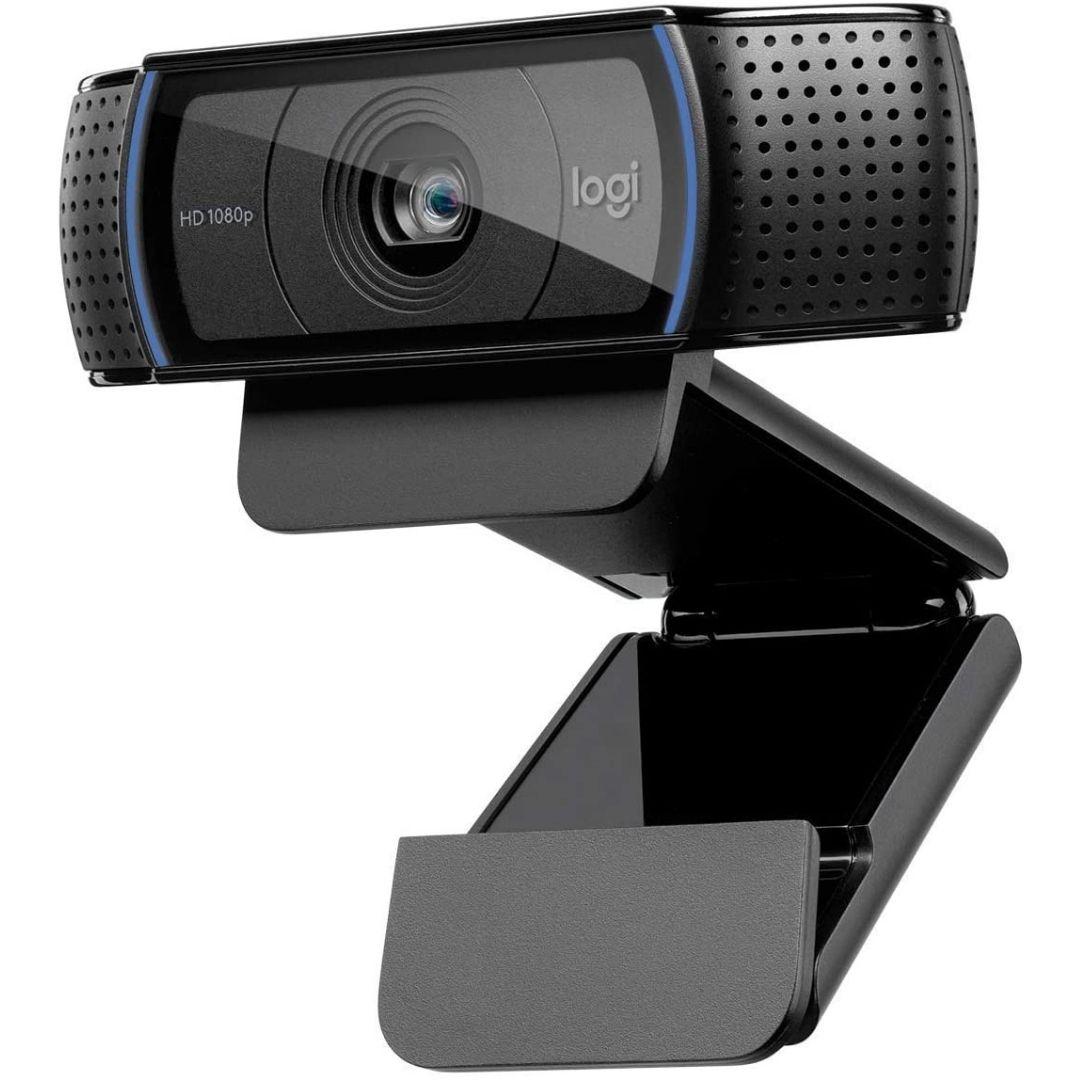 Webcam Logitech C920 Full HD 1080p Preto