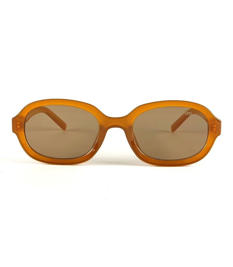 Óculos de sol Tucuns caramelo