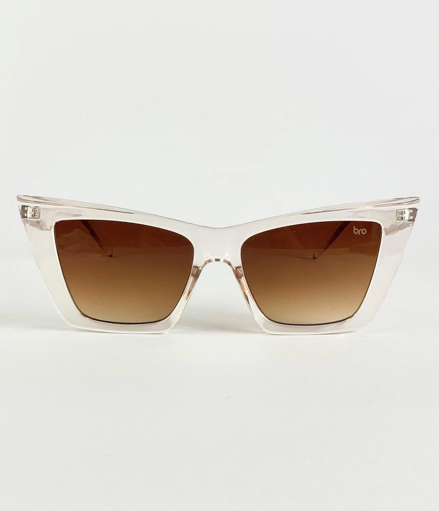 Óculos de sol Veneza transparente