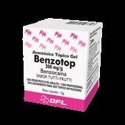 Anestésico Tópico Benzotop 20% - Nova DFL