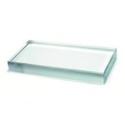 Placa de Vidro Polida 15mm - Prisma