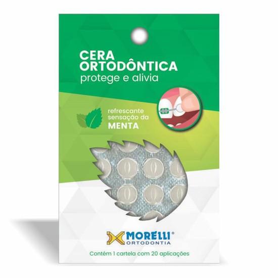 Cera Ortodôntica Protetora - Morelli