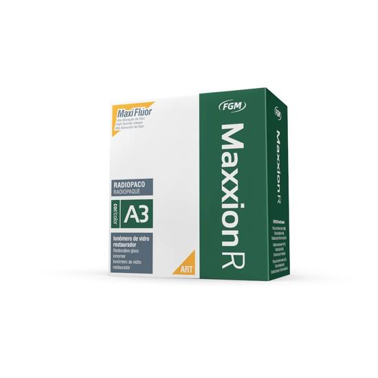 Ionômero de Vidro Restaurador Maxxion R A3 Kit - FGM