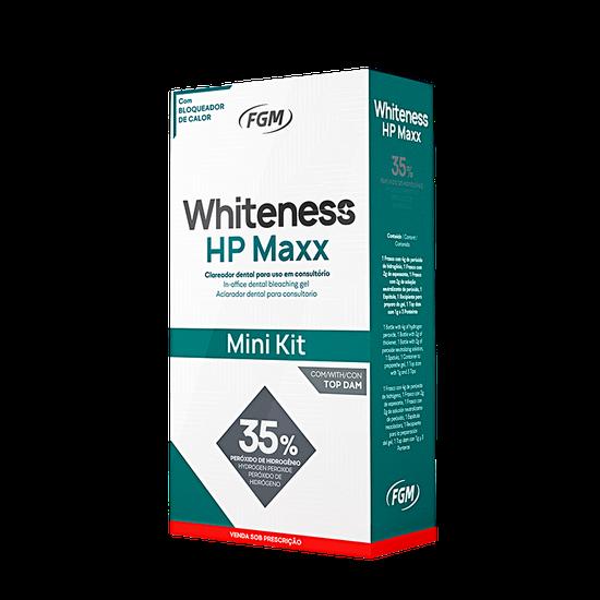 Kit Clareador Whiteness HP Maxx 35%
