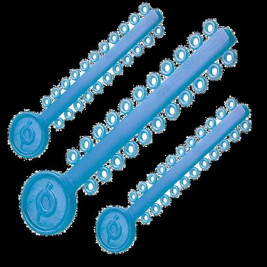 Ligadura Elástica Modular - Azul Perolada
