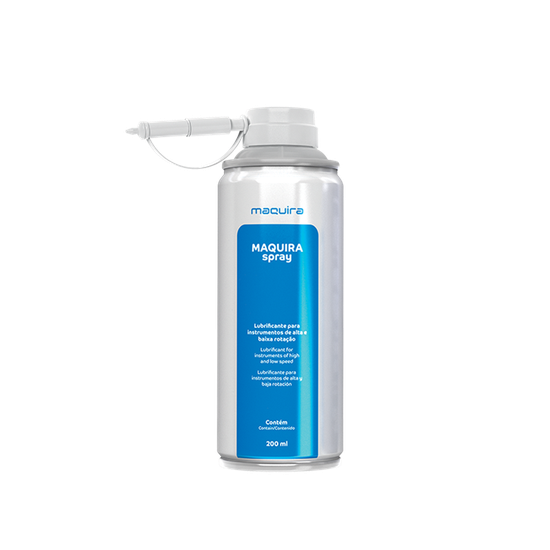 Lubrificante Maquira Spray 200 ml