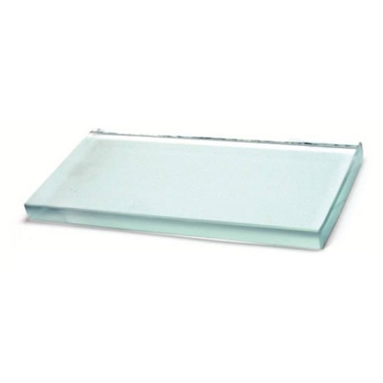 Placa de Vidro Polida 10mm  - Prisma