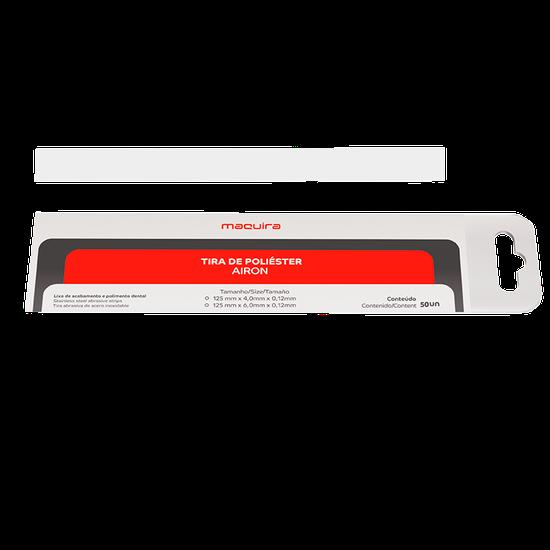 Tira Matriz de Poliéster 120 x 10 x 0,5mm