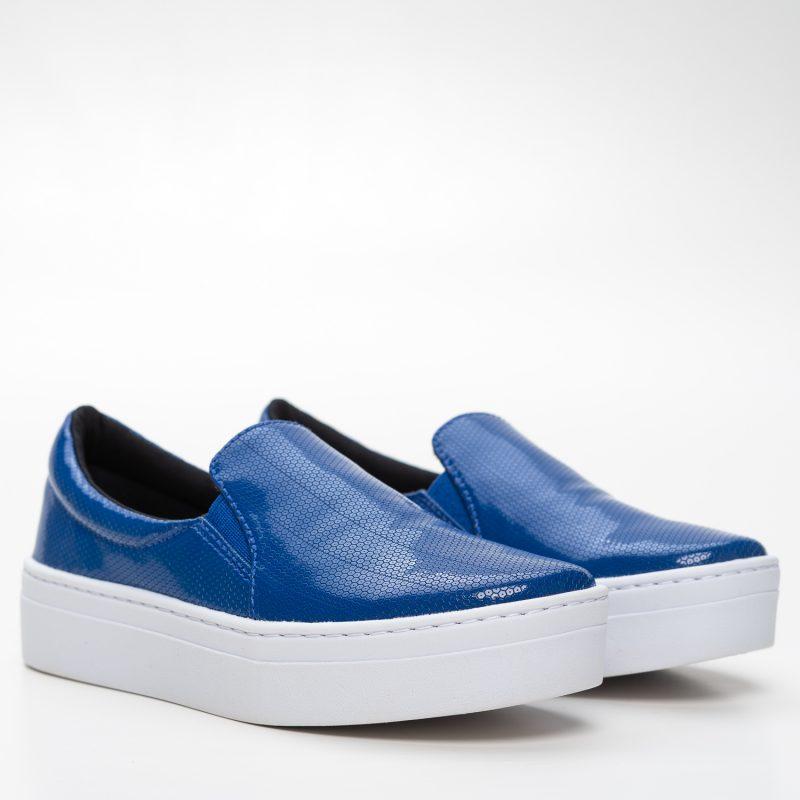 Slip-on Blue