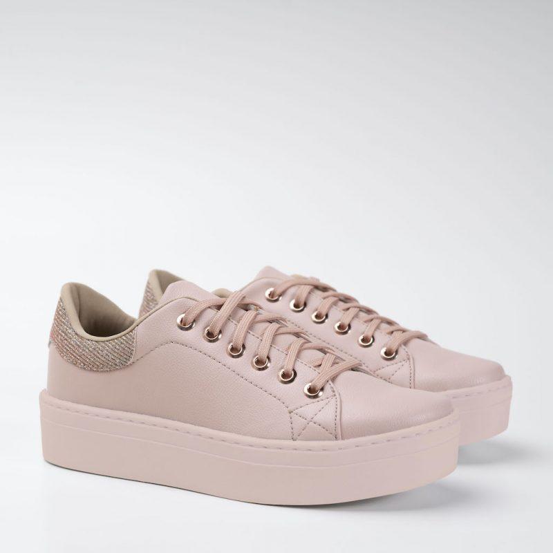 Tênis All Rosé Glitter