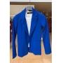 Blazer Ponto Roma - Azul Bic