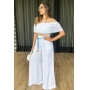 Cropped Laise - Branco