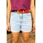Short Malu - Jeans Claro
