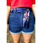 Short Malu - Jeans Escuro