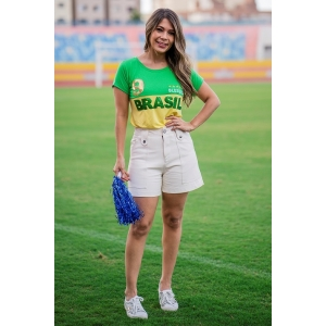 T-Shirt Copa - Blesssed