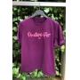 T-Shirt Positive - Roxa