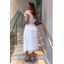 Vestido Alana - Off White