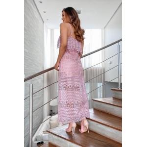 Vestido Angélica - Rosê