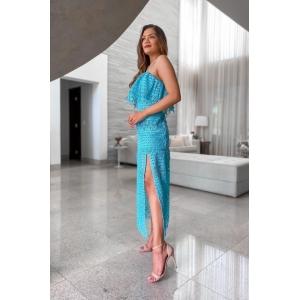 Vestido Angélica - Tiffany