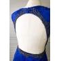 Vestido Babaloma II - Azul Bic