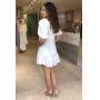 Vestido Curto - Off White