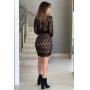 Vestido Debora - Preto