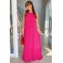 Vestido Frente Única Pink