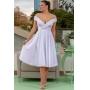 Vestido Hobro - Branco