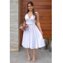 Vestido Huíla - Branco