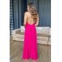 Vestido Longo - Pink