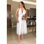 Vestido Maria - Branco