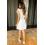 Vestido Noemi - Branco