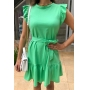 Vestido Noemi - Verde Limão