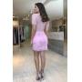 Vestido Odder - Rosê
