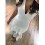 Vestido Renda - Off White